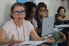 Maria Betânia D'ávila fala sobre a divisão sexual do trabalho