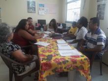 CPP e Cáritas se reúnem no Ceará para promover feira de Economia Solidária