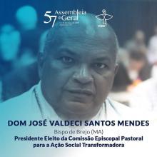D José Valdeci Mendes